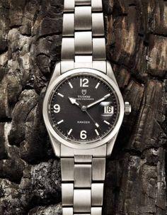 // Tudor Wristwatch //