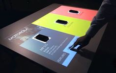 "New Software Lets You Turn Any Surface Into a Touch Screen: Uses Kinect sensor; Emulates ""Minority Report"""