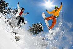 Chad Boulter made videos of his snowboarding sessions, both in an effort to attract sponsors and so that he could examine his technique and see where improvements needed to be made.
