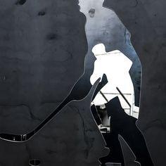 Feuerkorb Eishockey individueller Feuerkorb mit Wunschmotiv Wir fertigen - nur für Sie - nach Ihrer Vorlage oder eines von uns für Sie erstellten Motivs Ihre robuste Feuerschale, einen eleganten Feuerkorb oder eine rustikale Feuertonne - ganz nach Ihren Vorstellungen aus hochwertigem 4 mm Stahl.