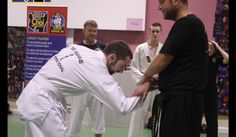 Self-defence is part of our Brighton Martial Arts classes