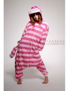 Genuine original cheshire cat onesie kigurumi is a good costumes for  Halloween 247fc3b5c