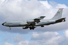 Boeing KC-135R - 100th ARW, 351st ARS, RAF Mildenhall.