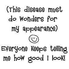 A little severe chronic intractable pain humor...very little.