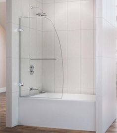 A Bathroom With A ViewSmall bathroom with soaker tub with glass shower enclosure  . Soaker Tub With Shower Surround. Home Design Ideas