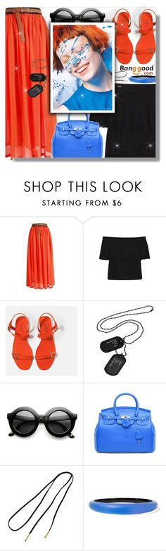 """""""Banggood  #6"""" by jiabao-krohn ❤ liked on Polyvore featuring Alexis Bittar"""