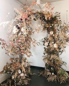 Blossoming arbor and aisle installation from ! Thank you to the very talented designers and creatives making this… Wedding Ceremony Ideas, Cheap Wedding Flowers, Ceremony Arch, Wedding Trends, Lilac Wedding, Floral Wedding, Wedding Colors, Wedding Bouquets, Arch Wedding