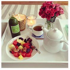 Virtuous breakfast