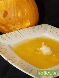Zupa dyniowa z cynamonem