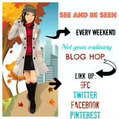 Not Done Growing: Weekend Blog Walk - CoHosting Gig!