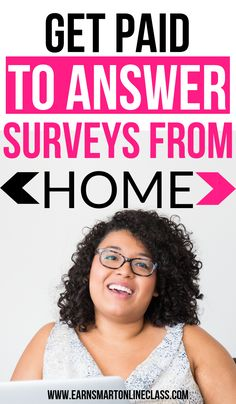 Need money now? Why not take paid online surveys for money! Paid online surveys are easy to do and won't take much of your time. You work on your own schedule and the paycheck at the end of the month doesn't sound so bad. Best Paid Online Surveys, Online Survey Sites, Survey Sites That Pay, Paid Surveys, Earn Money Online, Online Courses, Online Income, Need Money Now, How To Make Money