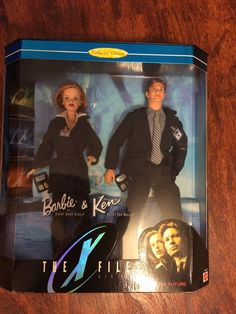 Barbie & Ken The X Files Gift Set Collector Edition #Barbie #Dolls