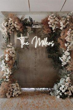 Perfect Wedding, Fall Wedding, Rustic Wedding, Our Wedding, Dream Wedding, Wedding Reception, Neutral Wedding Decor, October Wedding, Elope Wedding