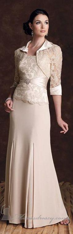 Mon Cheri couture ~ classy.
