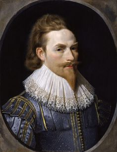 "Sir Nathaniel Bacon (Self Portrait)"" by Sir Nathaniel Bacon (pre-1627, about 1610)"