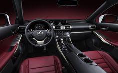 2014Lexus IS350 F Sport Interior