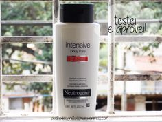 Intensive Body Care da Neutrogena para pele extra seca. Link: https://ulalahmundo.wordpress.com/2015/07/09/intensive-body-care-da-neutrogena-para-pele-extra-seca/