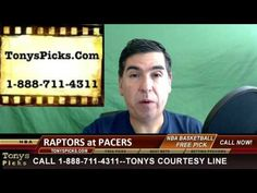 Toronto Raptors vs. Indiana Pacers Pick Prediction NBA Pro Basketball Od...