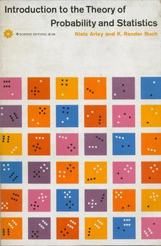 Introduction to the theory of probability and statistics. Design by Colangelo Studios 1966