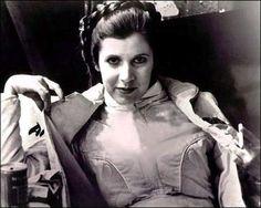Princess Leia - Hoth