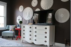 This DIY Wall Art Idea is Really 'Over My Head'! (Idea