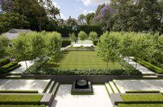 Французский сад, Сидней | Питер Выдумки