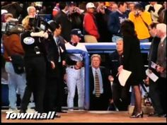 ...when our President stepped up at Yankee Stadium and delivered a solid first pitch strike shortly after 911.