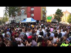 ABA SHANTI-I at NOTTING HILL CARNIVAL 2013