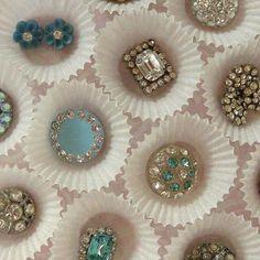 Farm fresh antiques jewelry display idea