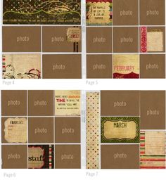 Use Simple Stories Life Documented kit to design a whole scrapbook, fast! – Archiver's Online
