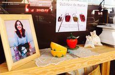 Quintas da Maria | Nutricionista Ana Sofia Guerra | Snack e breakfast: sugestões saudáveis e viagem pela Maria Granel | 5-5-2016