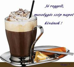 Eiskaffee, where have you been all my life! Iced Coffee, Coffee Maker, Tableware, Hot, Desserts, Smiley, Night, Coffee Making Machine, Coffee Maker Machine