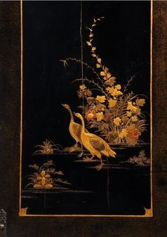 Auction Find: Antique Chinese Lacquer Cabinet 17-18th c.   Interior Design Files
