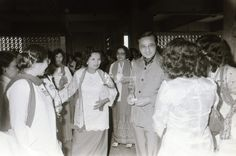Timbalan Perdana Menteri, Dato Dr. Mahathir Mohamad merasmikan Kursus Wanita UMNO Malaysia di Institut Teknologi Malaysia, Shah Alam, Selangor. - National - Events - My1Foto