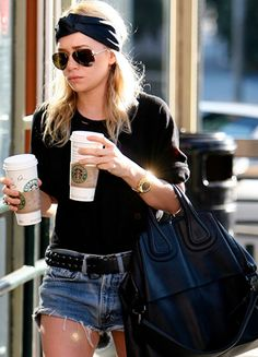 shorts, bag, ashley-olsen-givenchy-handbag