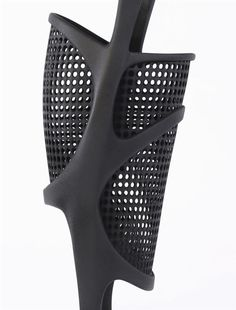 Industrial designer Or Steiner has created a 3D printable design using a Stratasys Objet1000 Multi-material 3D Production System. Titled the KAFO Splint, Steiner's fully-customizable and breathable functional leg brace looks more like a fashion accessory than a traditional leg brace.