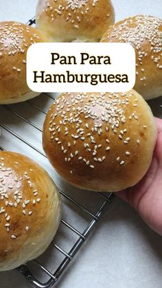 Beef Recipes, Cooking Recipes, Yeast Bread Recipes, Pan Dulce, Food Places, Artisan Bread, Bread Rolls, Sweet And Salty, International Recipes