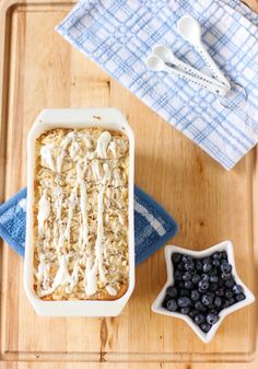 Buttery Coconut Almond Pull-Apart Bread (with Heavenly Coconut Cream Glaze)