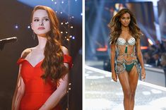 Tell Us Five Of Your Favorite TV Characters And We'll Reveal Which Top Victoria's Secret Angel You Are