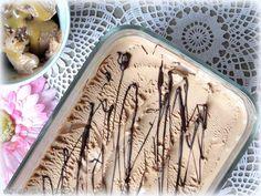 Hier habe ich ein easy peasy Eis - Rezept für alle Nutella Fans.  Wir lieben Nutella einfach. Cremig, lecker, süß. Hach!  Und was liegt da ...