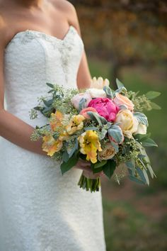 Sweet Evening Wedding in Charlottesville on Borrowed & Blue. Photo Credit: CRAMER PHOTO