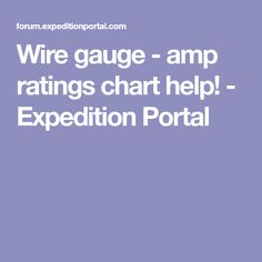 Voltage drop calculator for single and 3 phase ac systems and dc wire gauge amp ratings chart help expedition portal keyboard keysfo Choice Image