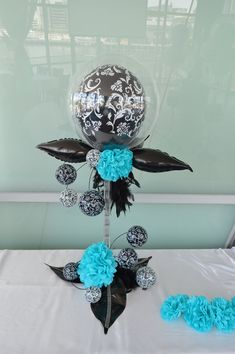 Shivoo Balloons and Event Decor Specialist in Coburg North. Custom-designed and great balloon ideas for Events and Functions. Backdrop Decorations, Balloon Decorations, Balloon Ideas, Backdrops, Balloon Topiary, Balloon Centerpieces, Light Blue Flowers, Black Balloons, Birthday Backdrop