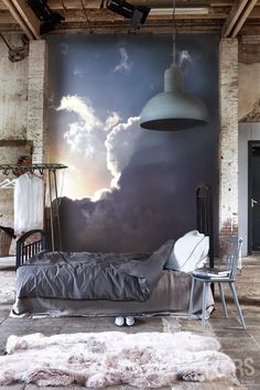 Интерьер в стиле лофт: 55 фото   Sweet home
