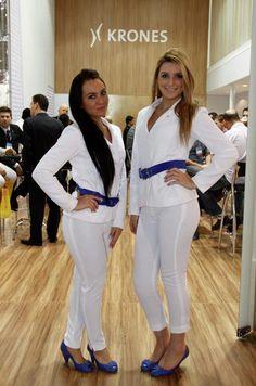Smile :) White Jeans, Meet, Smile, Pants, Fashion, Trouser Pants, Moda, Fashion Styles, Women's Pants