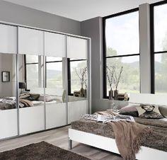 LIVu0027IN Kleiderschrank LAGOS Alpinweiß/Hochglanz Weiß #Schlafzimmer  #Einrichtung #wohnen