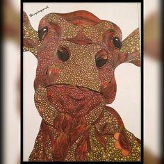 """Animais #Livrodecolorir #cromoterapia #ValentinaHarper #EditoraSextante #vaca #cow 🐄🐾 #animais 🐾🐾🐾 Pensamento do dia : """"Não se preocupe, não tenha pressa. O que é seu, encontrará um caminho para chegar até você! """" Caio Fernando Abreu (Via O Chalé da Bruxa ) 📖 #frases #citações #caiofernandoabreu  Um ótimo domingo com muita paz para todos! #bomdia #Goodmorning #buenosdias #buongiorno #bonjour #namaste #Amor #love #Sonhos #Dreams #gratidão #gratitude #paz #peace #OmShanti 🐾🐄📖"""