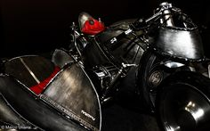 https://flic.kr/p/N6tC8y   Inglorious Sidecar   EICMA 2016 - spettacolare opera di Inglorious Basterds Cycles