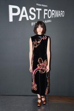 Prada Presents 'Past Forward' by David O. Russell - New York Screening - Pictures