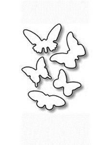 Impression Obsession Butterfly set steel craft die all or less across All White Background, Some Bunny Loves You, Christmas Wood Crafts, Impression Obsession, Leaf Template, Paper Butterflies, Simple Photo, Spring Bouquet, Butterfly Kisses